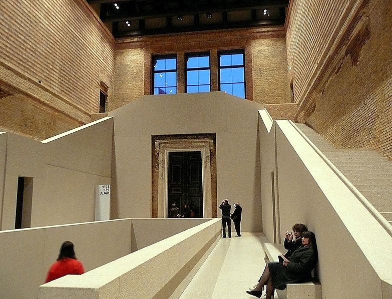 Muzeul Neues de David Chipperfield Architects (2009) - Berlin, Germania