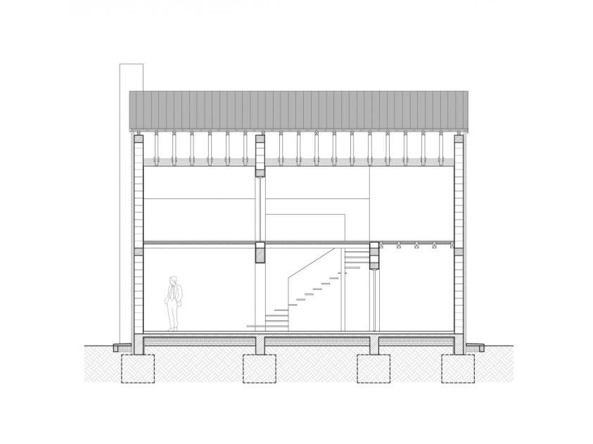 Casa de vacanta P+M - Nistoresti - Breaza 11.13  Breaza AsiCarhitectura