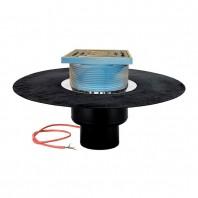 Receptor pentru acoperis circulabil cu manseta din bitum si incalzire (10 - 30 W 230 V)