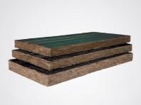 Vata minerala de sticla pentru fatade ventilate TP 425B
