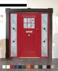 Uşă de exterior - DUBLIN
