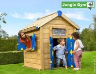 Loc de joaca pentru copii - JUNGLE GYM PLAYHOUSE