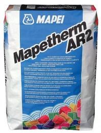 Adeziv si masa de spaclu pe baza de ciment pentru exterior si interior - MAPETHERM AR2