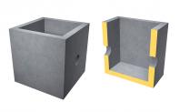 Bazine rectangulare - BR Di