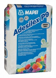 Adeziv imbunatatit pe baza de ciment, cu timp deschis extins - ADESILEX P9