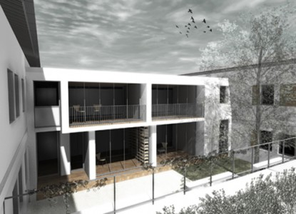Casa de batrani - Nehoiasi Buzau 2  Buzau AsiCarhitectura