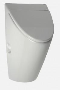 Pisoar Arq cu unitate de spalare cu senzor radar, cu capac - SANELA SLP 32RB