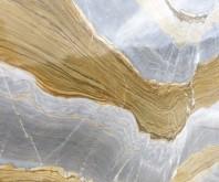 Lastra Autograph Marmura Golden Sky Polisata 2 cm - LST-02