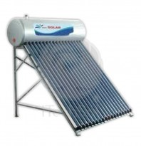 Kit solar presurizat compact cu boiler inox 200 litri si 20 tuburi vidate - ITechSol® ITSPC1800