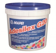 Adeziv poliuretanic bicomponent pentru covor de cauciuc, PVC si linoleum - MAPEI Adesilex G20
