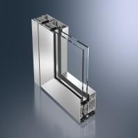 Profil din aluminiu pentru usa - Schüco ADS 75 HD.HI