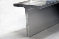 Profile metalice laminate zincate tip T