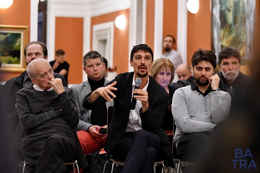 Dezbaterea Galei Bienalelor și Anualelor de Arhitectură - concluzii