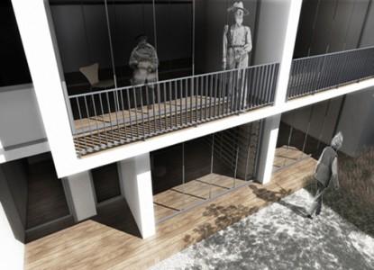 Casa de batrani - Nehoiasi Buzau 14  Buzau AsiCarhitectura