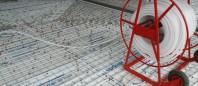 Sistem de incalzire/ racire prin pardoseala Uponor Clasic