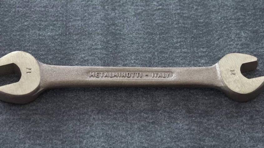 Scule de mână anti-ex de la METALLURGICA MINOTTI