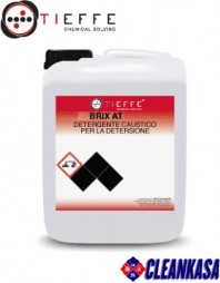 Detergent profesional degresant pentru curatat suprafete, concentrat, caustic - TIEFFE BRIX AT