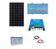 Kit Fotovoltaic Off-Grid 300W cu invertor de 375VA