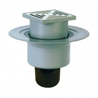 Sifon de pardoseala DN50/75/110 cu iesire verticala - HL317