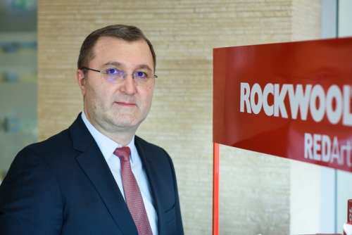 Florin Popescu, Business Unit Director, ROCKWOOL Balkans