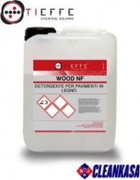 Detergent profesional pentru curatarea suprafetelor din lemn, concentrat - TIEFFE WOOD NF