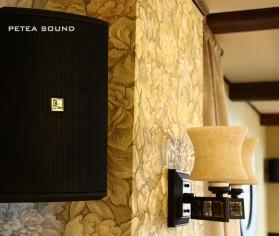 Sistem de sonorizare ambiental pentru Restaurant Millenium Galați