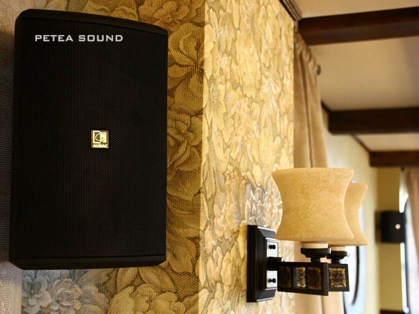 Sistem audio Audac  Galati PETEA Sound