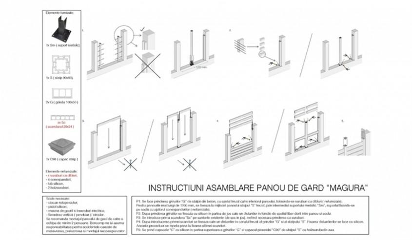 Cum să construiești singur gardul din profile WPC – sfaturi de la producător