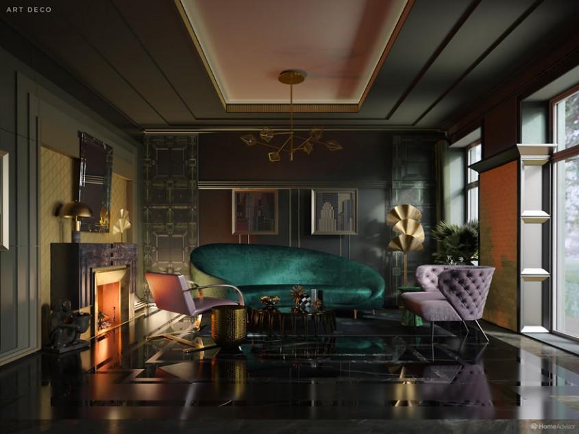 Art Deco (anii 1920-anii 1960)