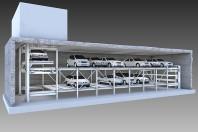 Sistem de parcare automat - MasterVario F2