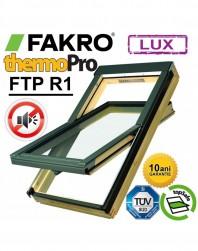 Fereastra cu izolare fonica Fakro FTP R1 55 x 78