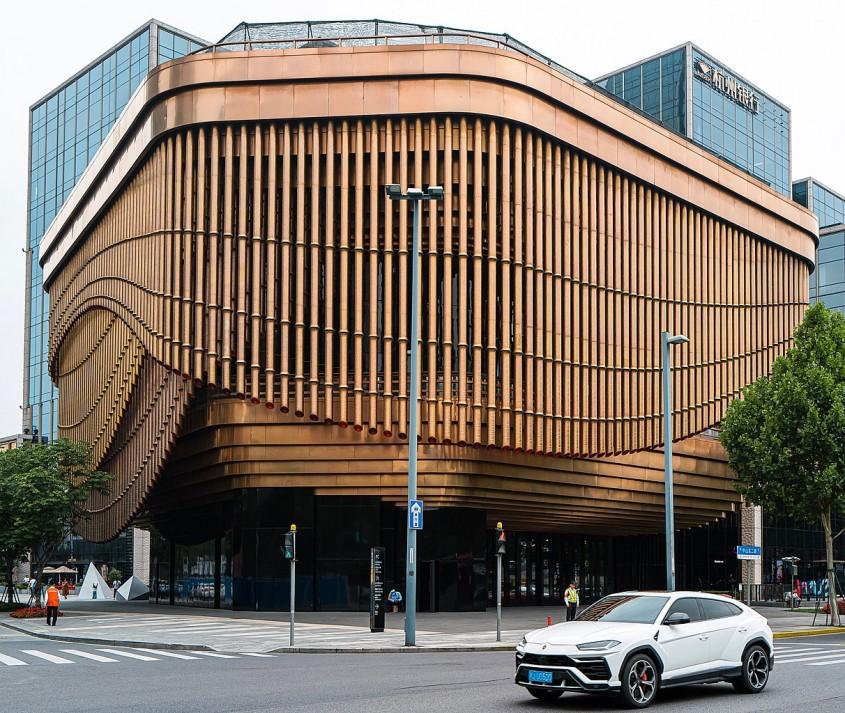 Fundatia Fosun, Shanghai - Foster + Partners si Heatherwick Studio