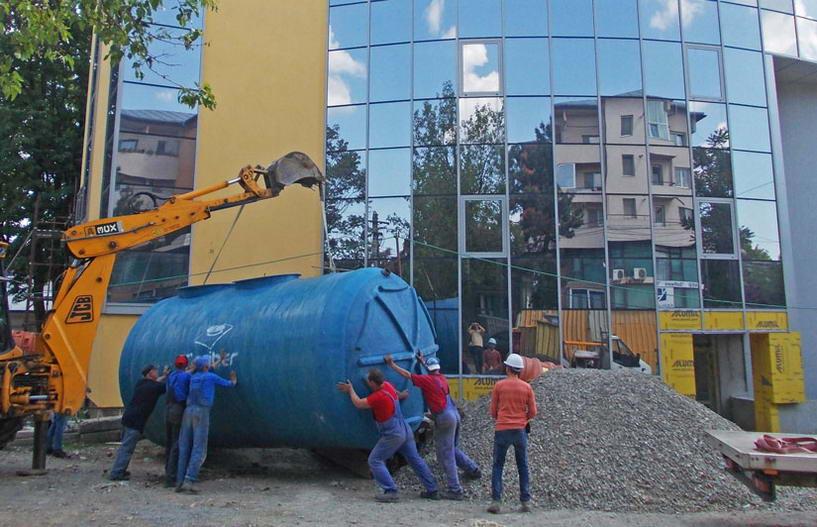 Separatorul de grăsimi - un sistem necesar pentru buna gestionare a apelor uzate