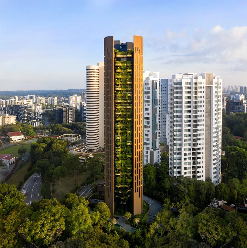 Cele mai spectaculoase clădiri din 2020