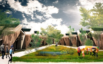 Prezentarea proiectului rezidential KNDU  Antalya GEPLAST