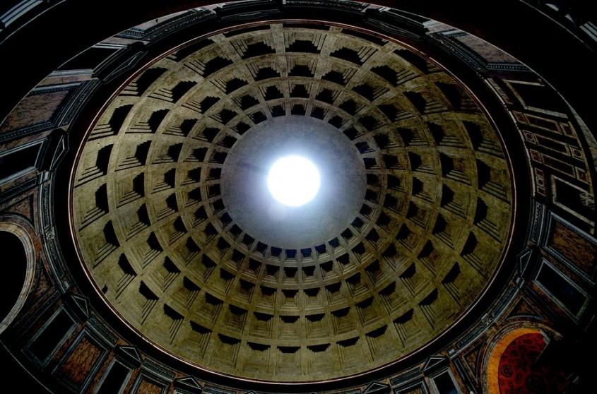 Domul Panteonului din Roma