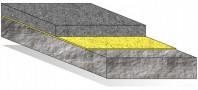 UCRETE UD200 - Sistem de sapa poliuretanica pentru conditii grele de munca, aplicat cu mistria