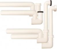 Sifon pentru condens cu racord intrare pozitionat orizontal sau vertical - HL136N