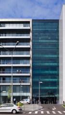 Prelucrare sticla complex de birouri Floreasca Business Park