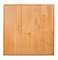 Blat de masa HORECA - Stejar rustic frezat