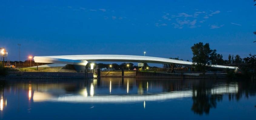 8. Podul Ölhafen