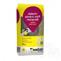 Adeziv pentru sisteme de izolatie termica -  Weber P40 max Weber Saint Gobain Romania  APN-26