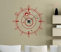 """Sticker tip ceas de perete """"Constelatii"""""""