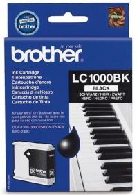 Cartus negru BROTHER LC1000BK MFC 5460