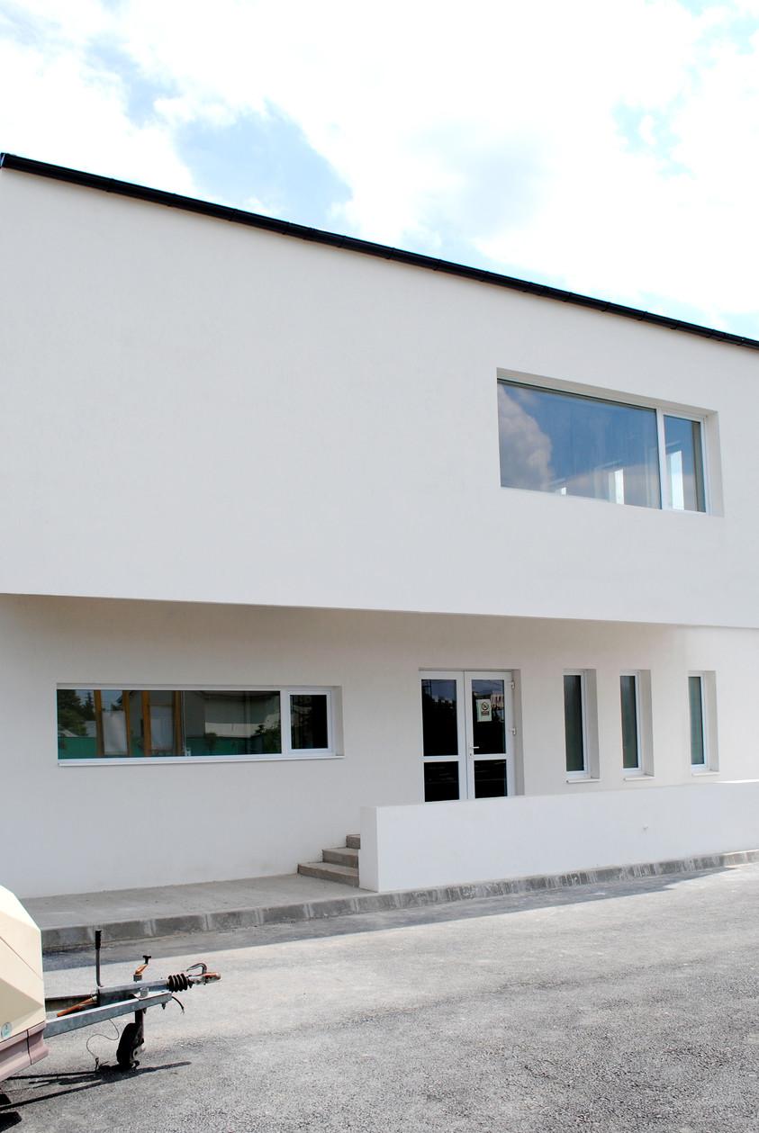 Vestiare pentru angajatii fabricii de pulberi metalice - Buzau 01.5  Buzau AsiCarhitectura