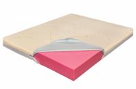 Saltea de pat super ortopedica -  Air Bio Bumbac Cooler