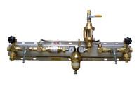 Panou manual de distributie gaze - MM400-2