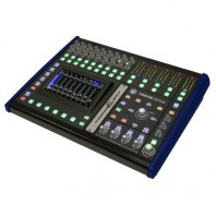Mixer audio digital cu 32 canale DSP si touch screen LCD, Topp Pro  TP T2208