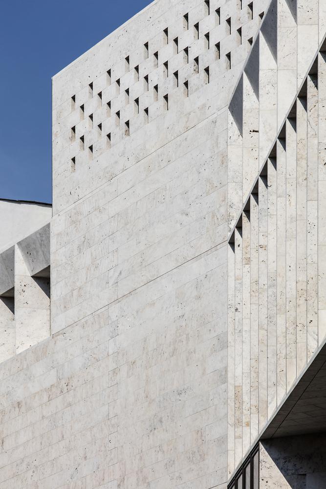 Universitatea Central Europeana, Budapesta, de O'Donnell + Tuomey