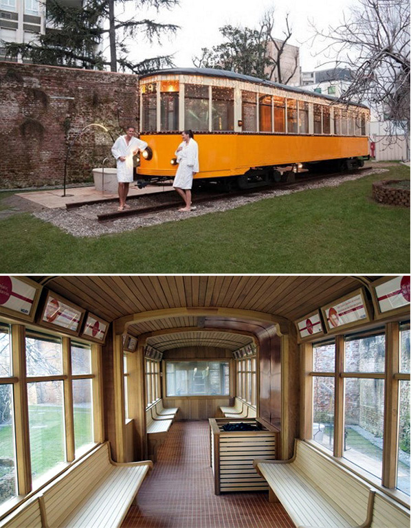 <b>Sauna tramvai</b>